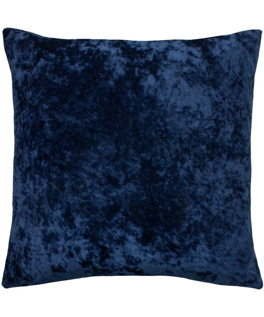 Image for Verona Crushed Velvet Cushion