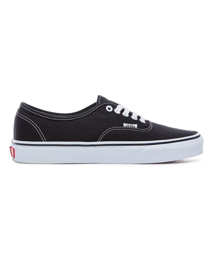Image for Vans Authentic Shoes Black