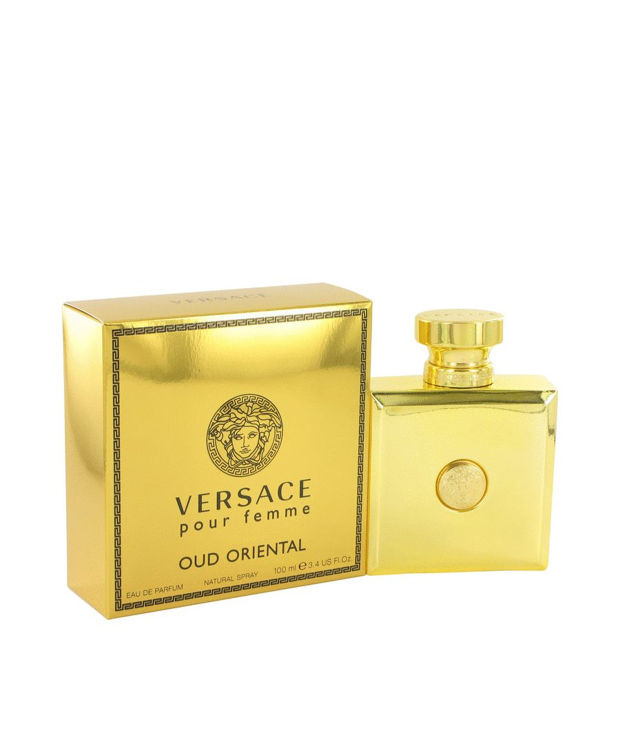 Image for Versace Pour Femme Oud Oriental Eau De Parfum Spray By Versace 100 ml