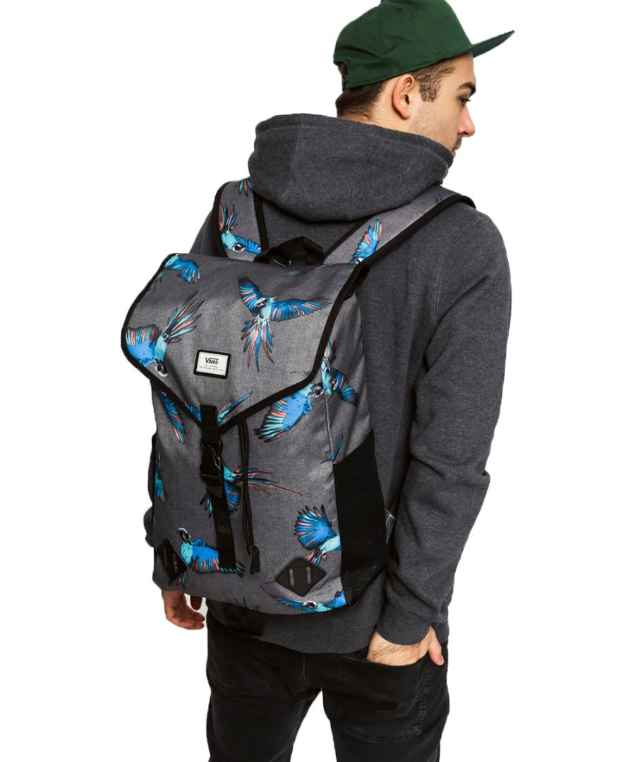 Image for Vans Nelson Backpack in Grey