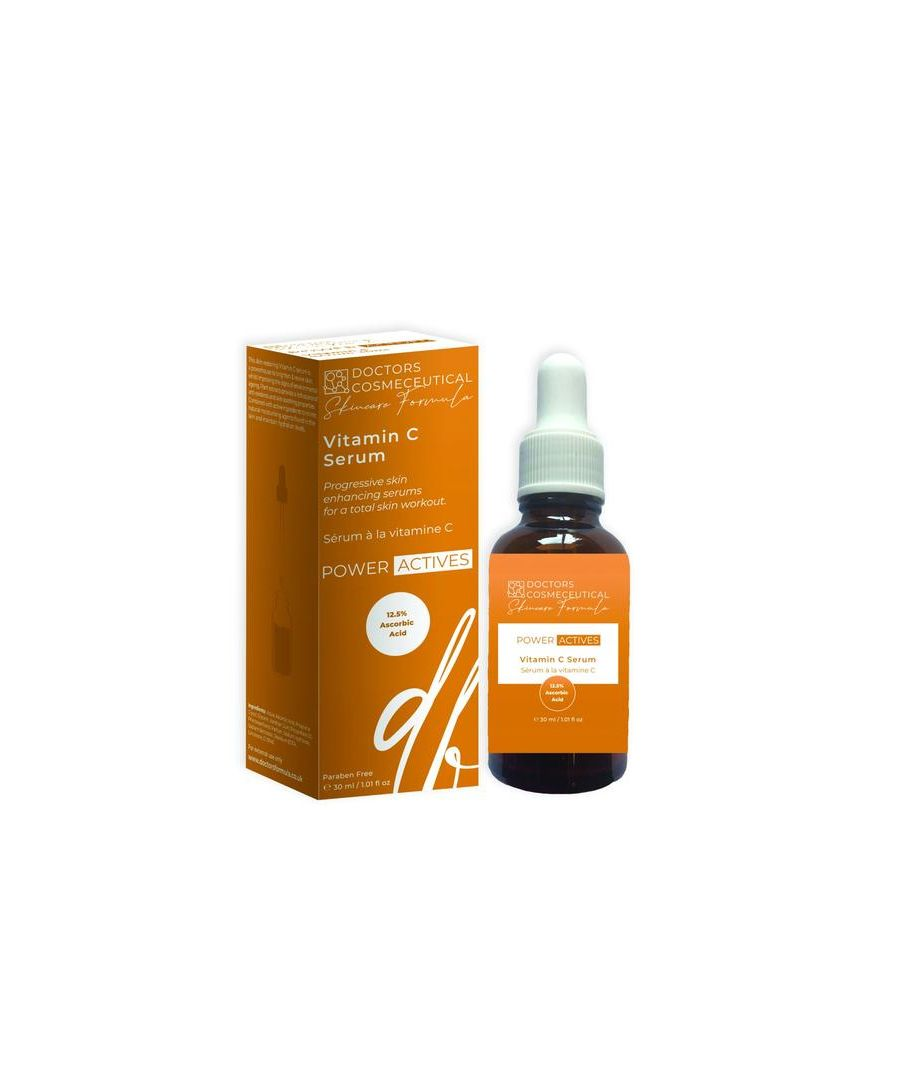 Image for Doctors Formula Power Active Vitamin C 30ml