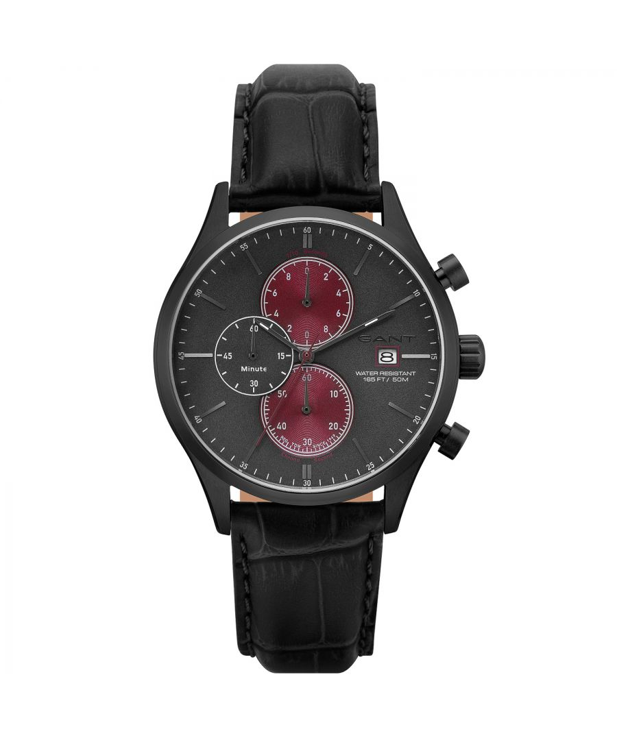 Image for Gant Watch WAD7041399I Men Gunmetal