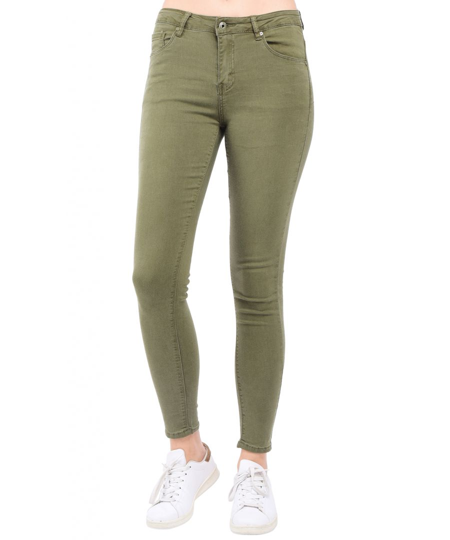 Image for William de Faye Slim Fit Pant with High Waist