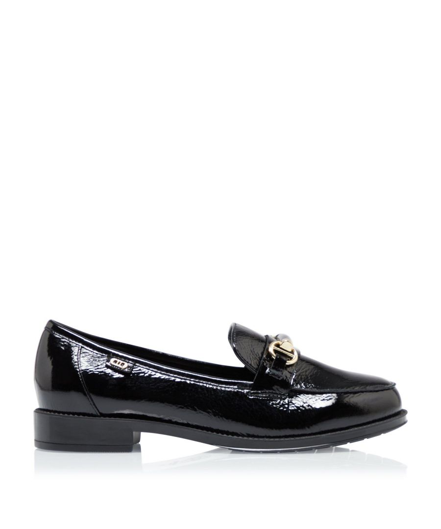 Image for Dune Ladies WF GUYS Wide Fit Snaffle Loafer