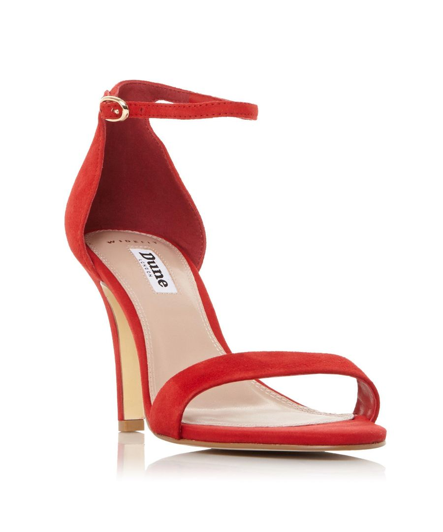 Image for Dune Ladies WF MYDRO Wide Fit High Leather Sandal
