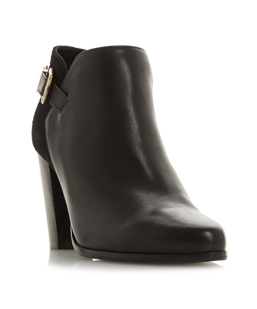Image for Dune Ladies WF OLERIA Wide Fit Ankle Boot