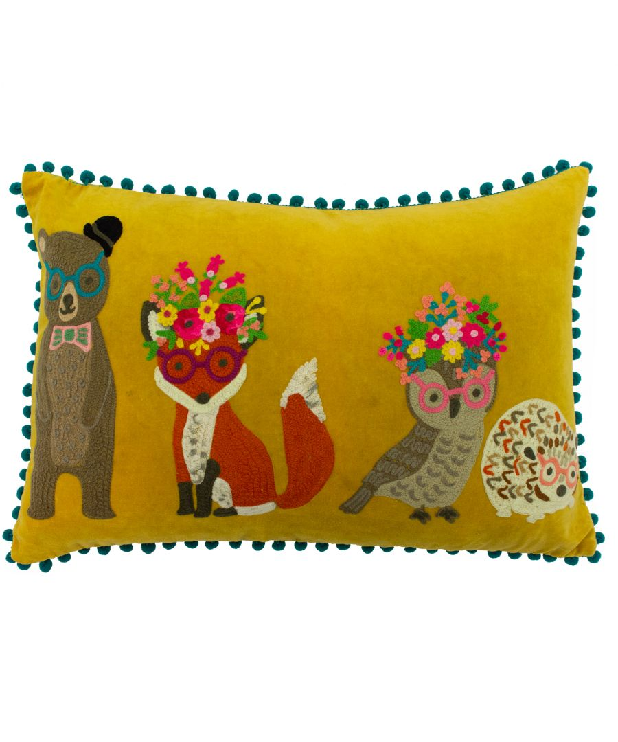Image for Woodland Friends Cushion