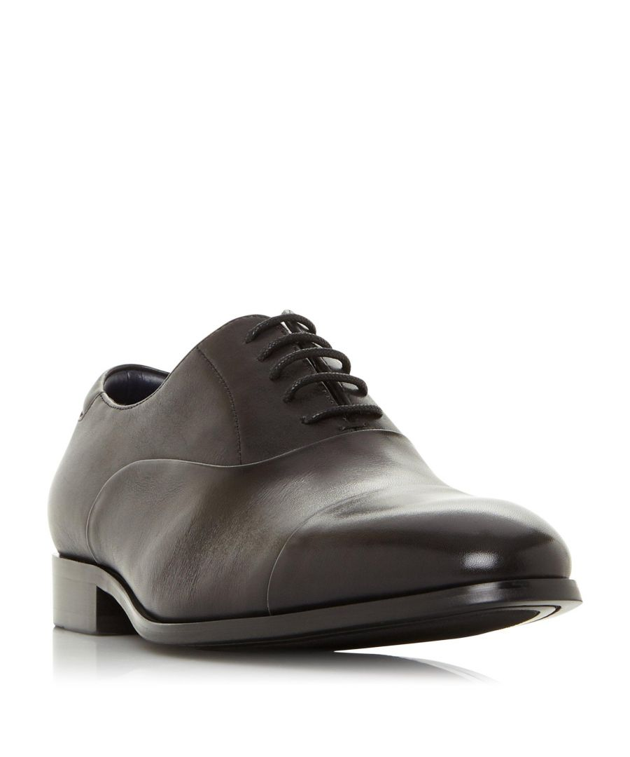 Image for Dune Mens WF SECRET Wide Fit Oxford Shoe