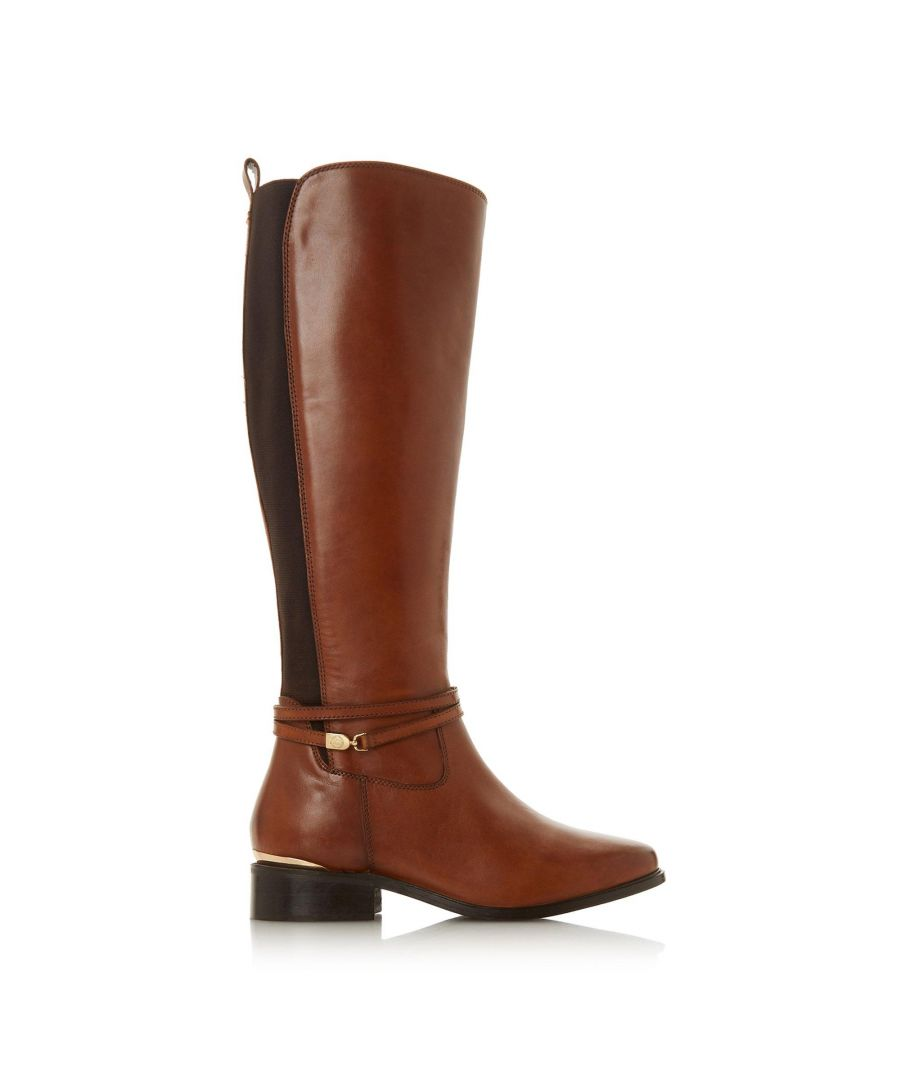 Image for Dune Ladies WF TRAVISS Wide Fit Knee High Boots