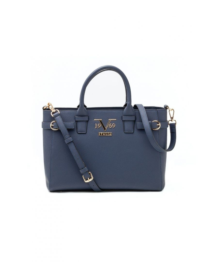 Image for 19V69 Italia Women's Bag In Blue