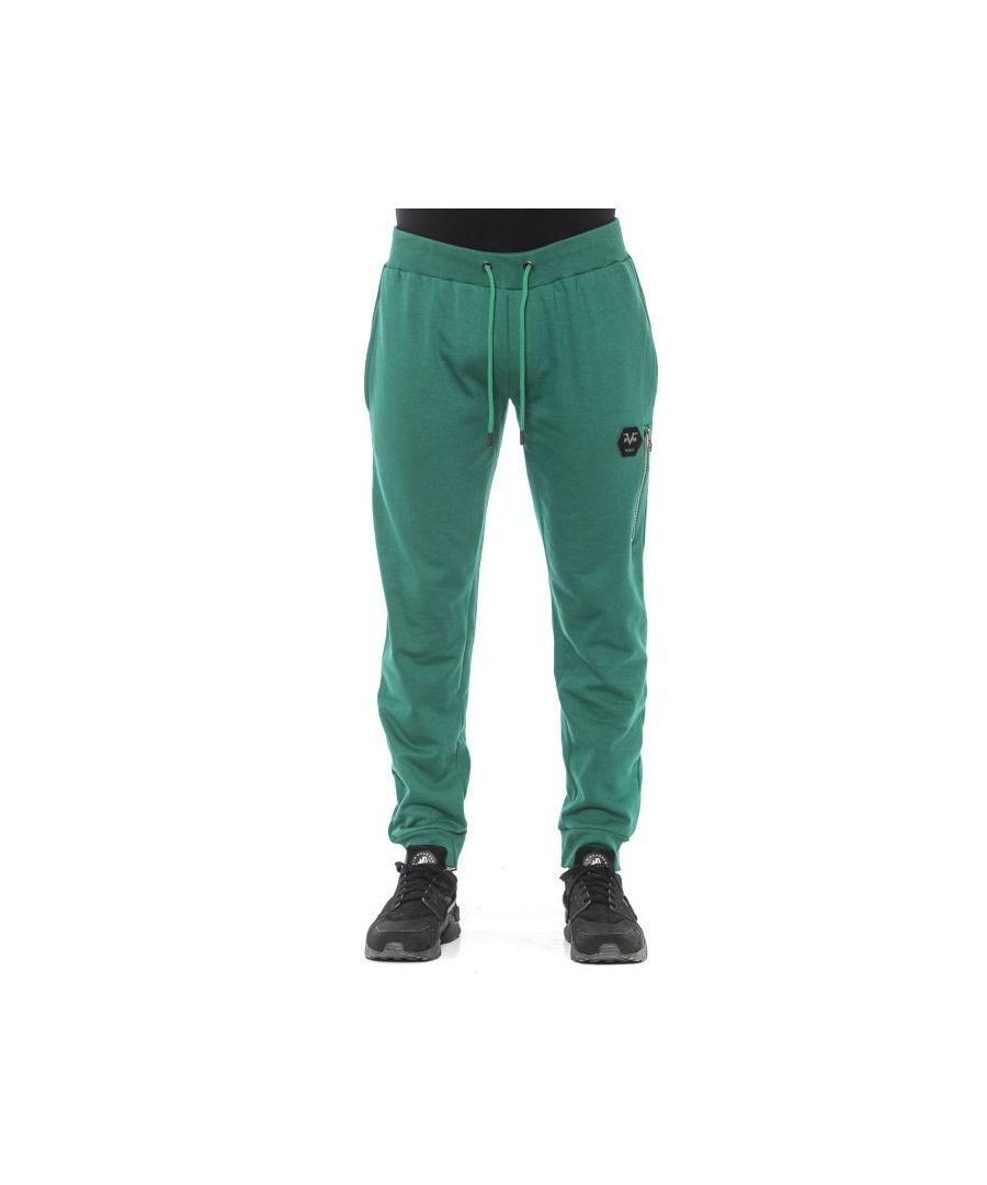 Image for 19V69 Italia Men's Tracksuit In Green