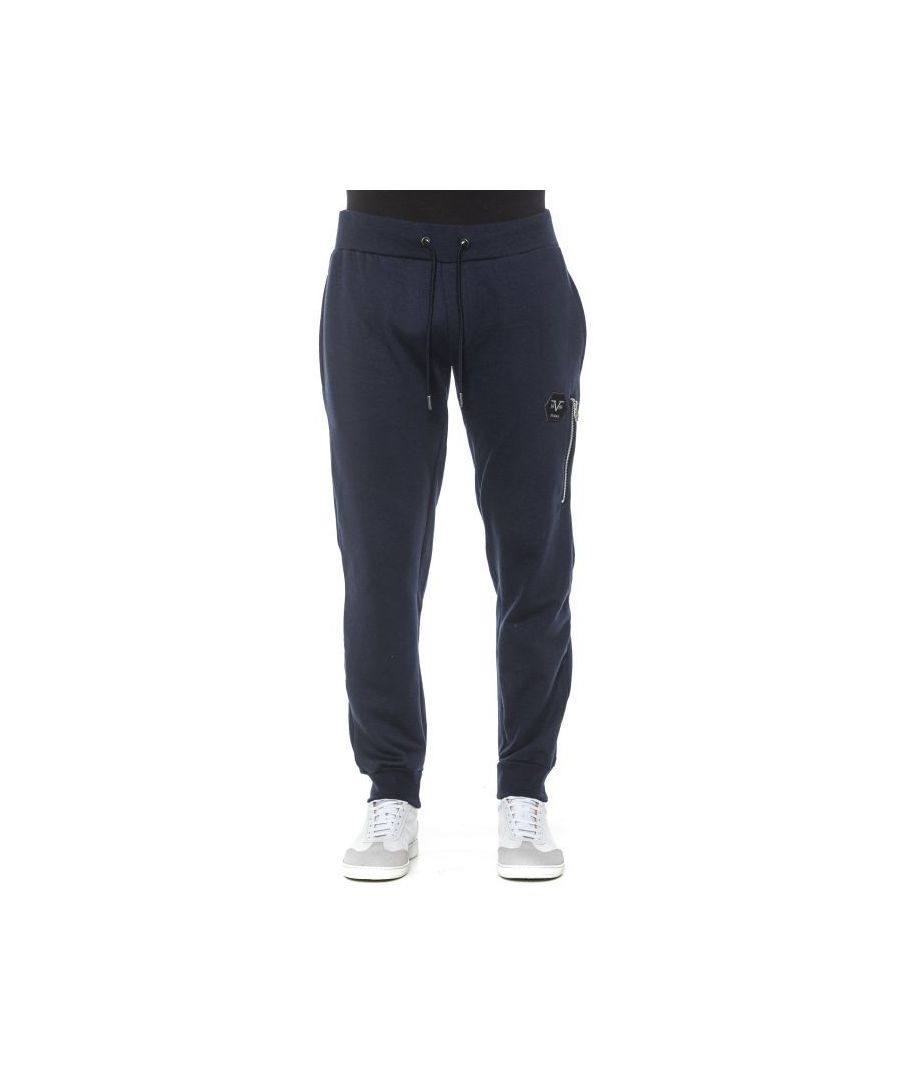 Image for 19V69 Italia Men's Tracksuit In Blue