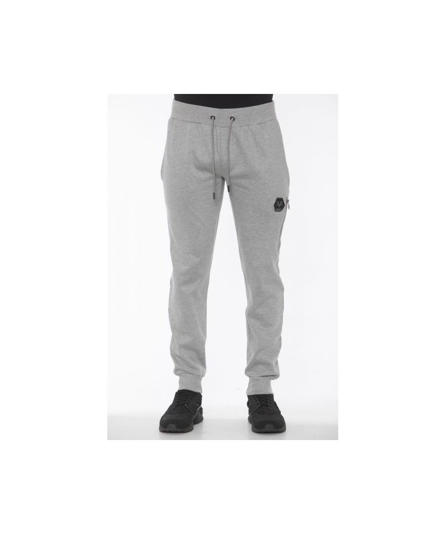Image for 19V69 Italia Men's Tracksuit In Grey