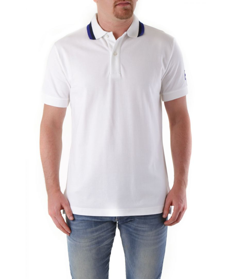 Image for Husky Men's Polo In White