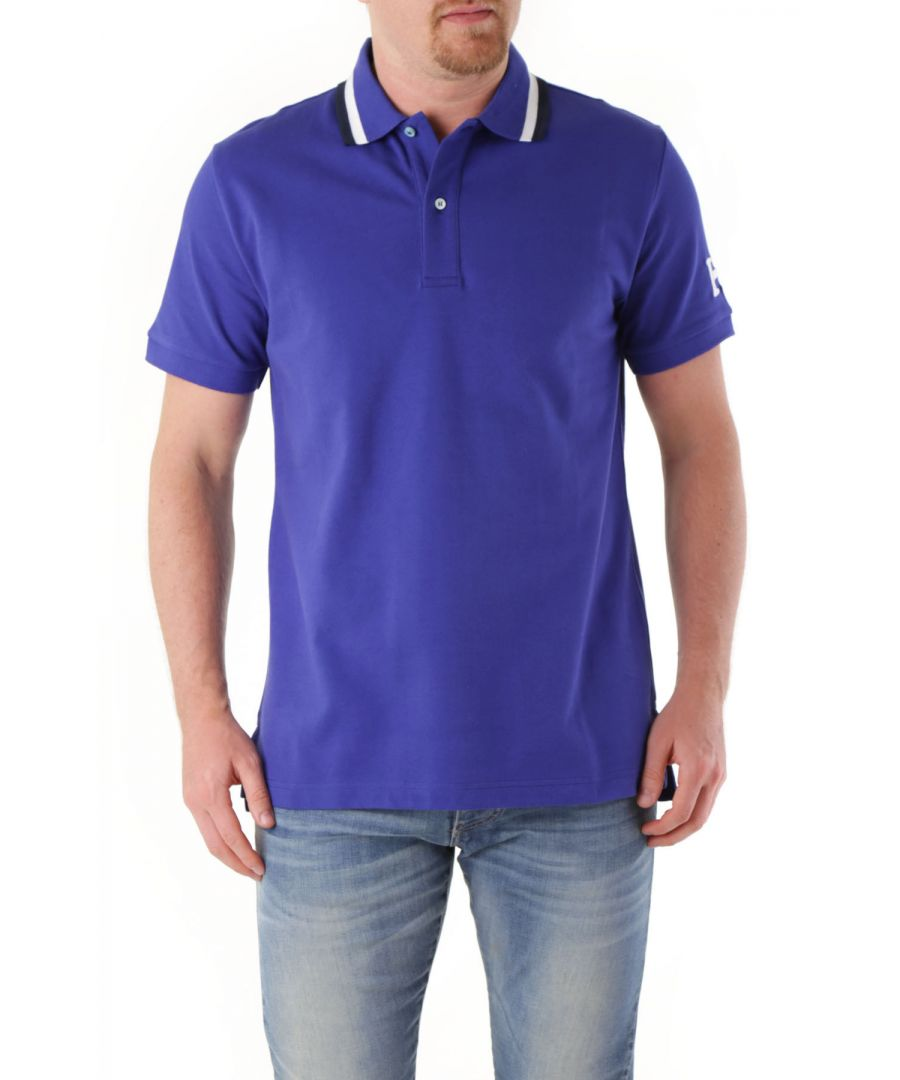 Image for Husky Men's Polo In Blue