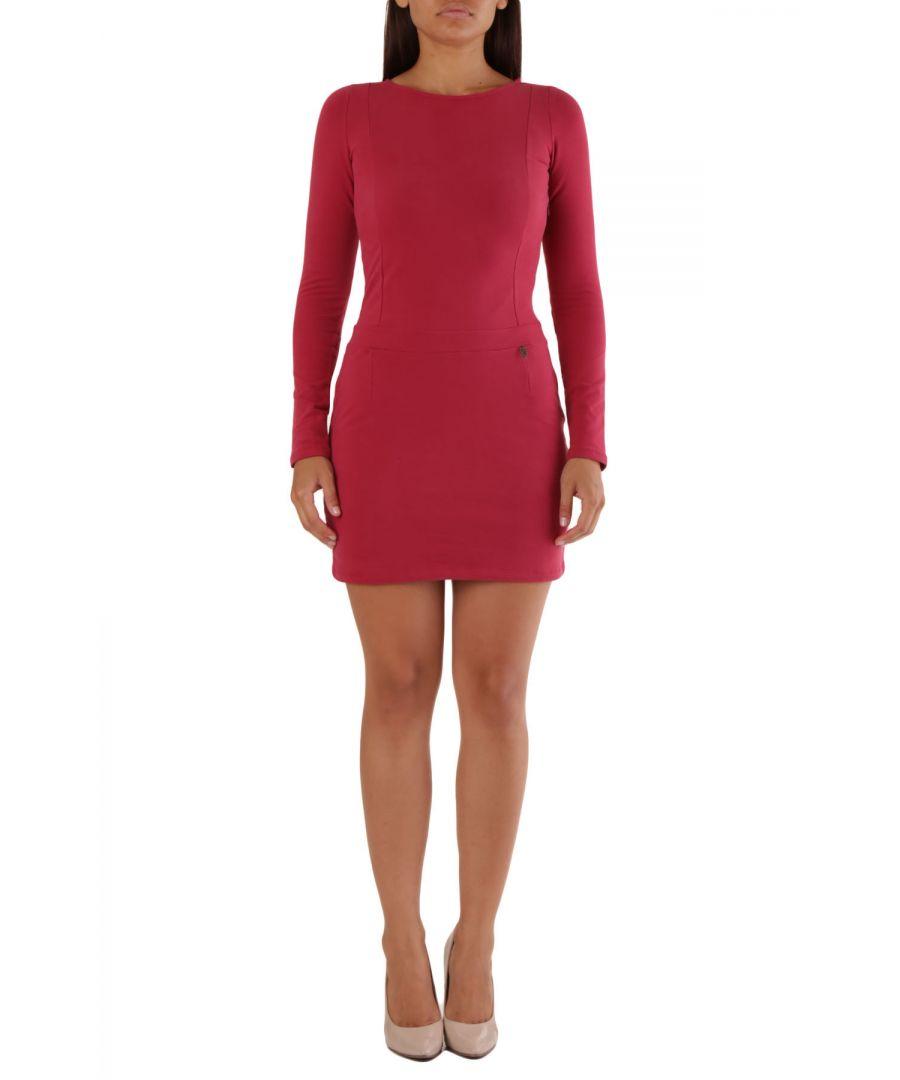 Image for Met Women's Dress In Red