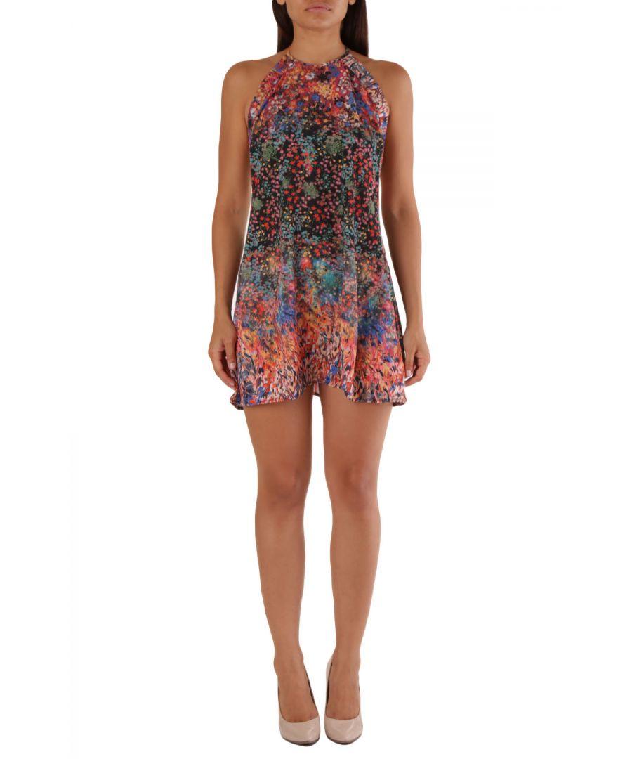 Image for Met Women's Dress In Multicolor