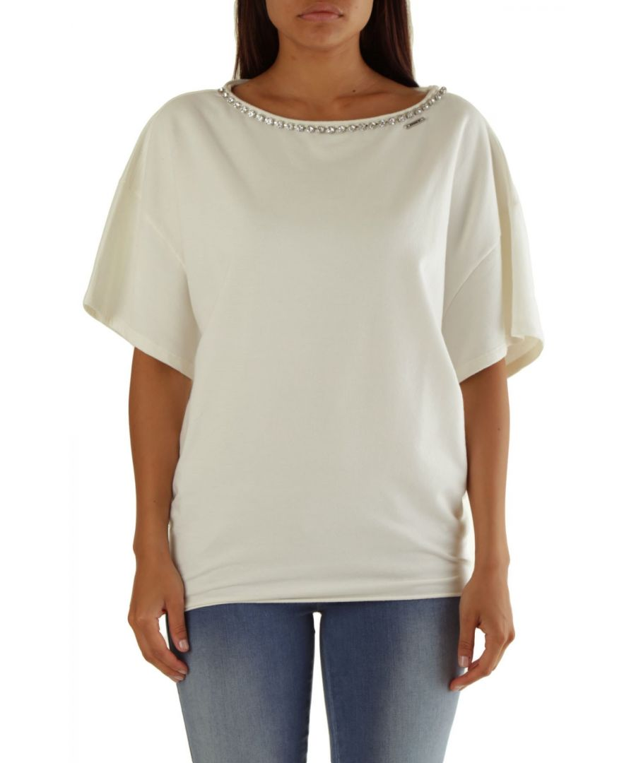 Image for Met Women's T-Shirt In White
