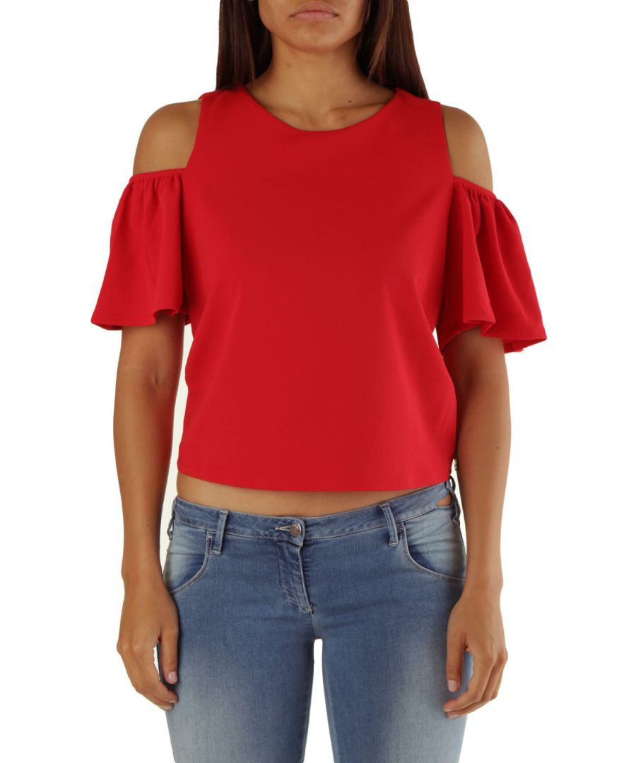 Image for Met Women's Blouse In Red