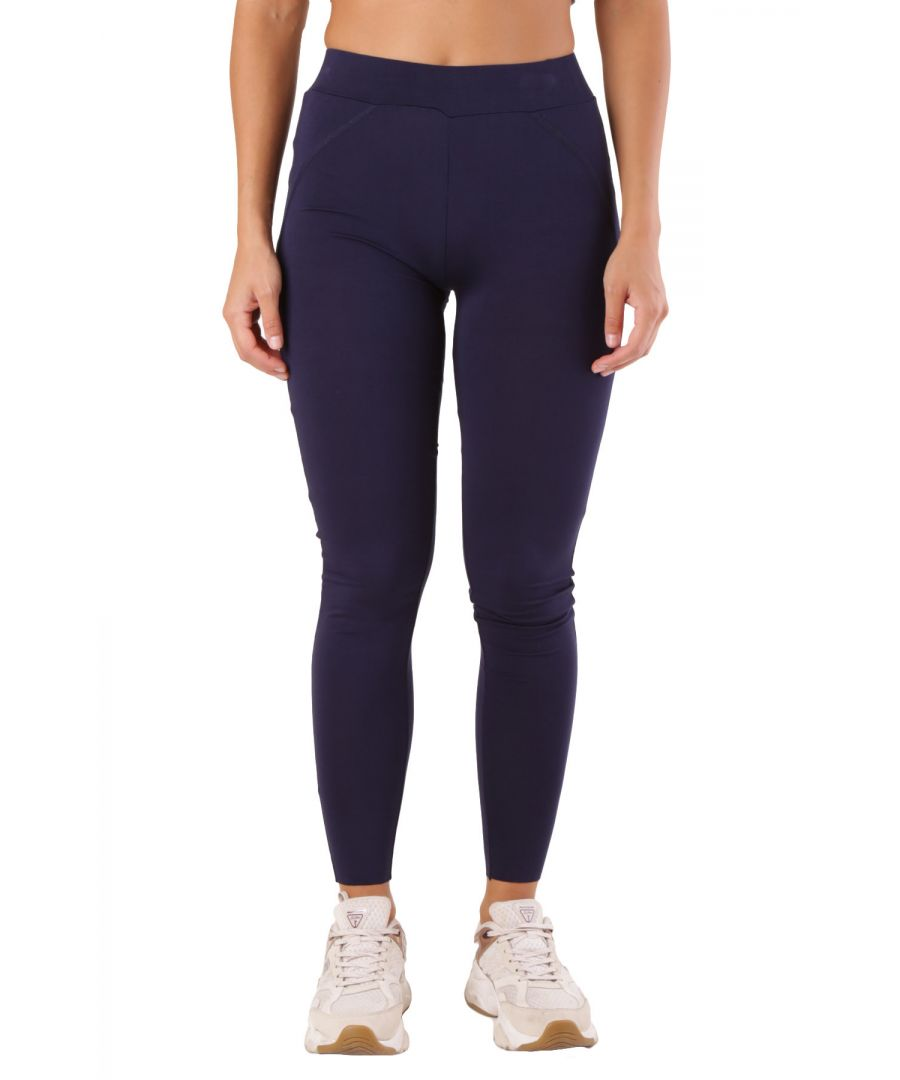 Image for Met Women's Leggings In Blue
