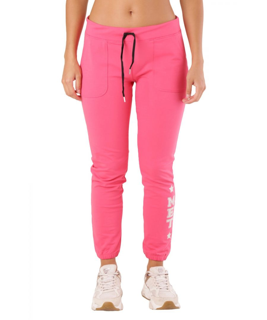 Image for Met Women's Trousers In Pink