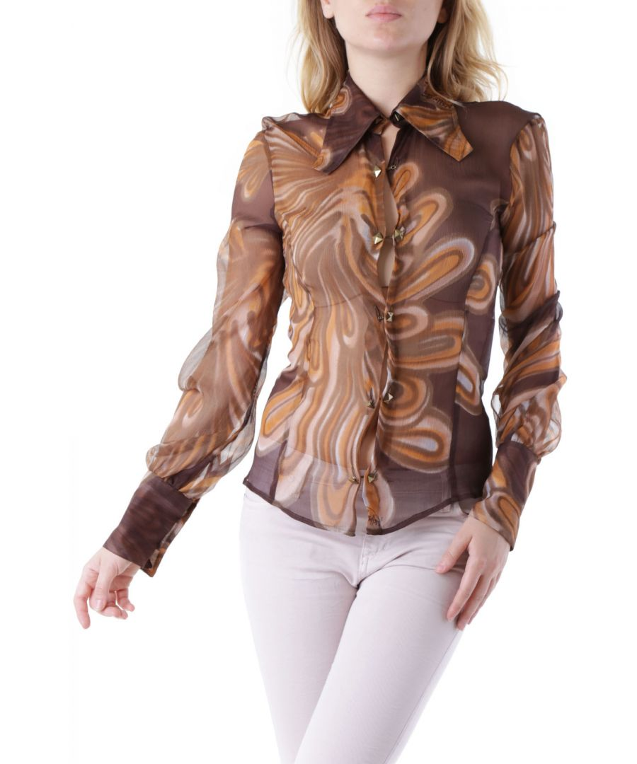 Image for Richmond X Women's Blouse In Brown