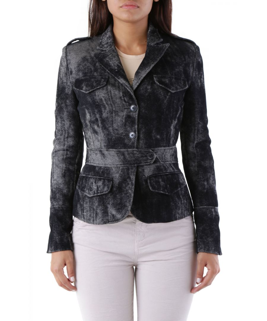 Image for Richmond X Women's Blazer In Black