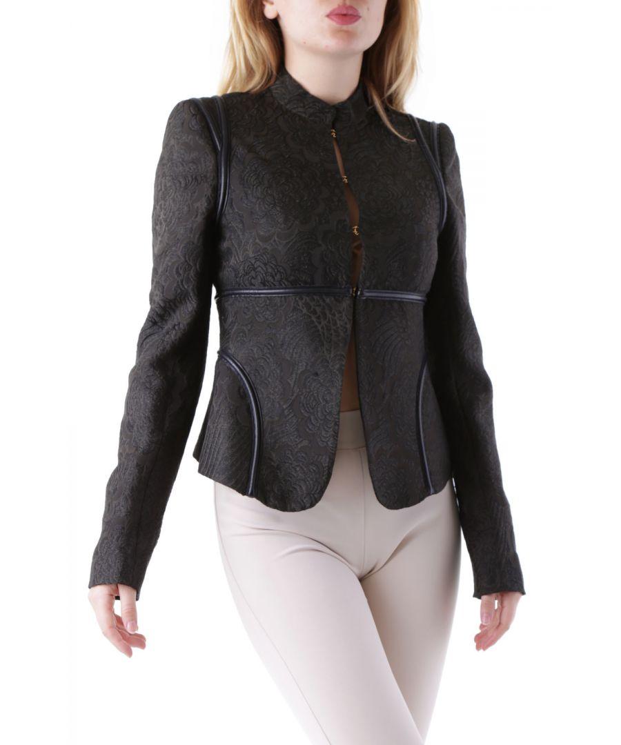 Image for John Richmond Women's Blazer In Black