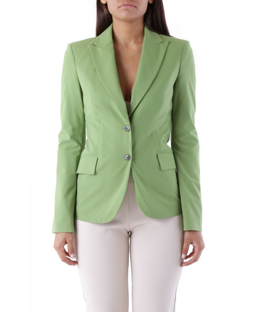 Image for Richmond X Women's Blazer In Green