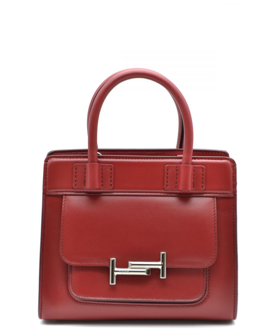 Image for Tod`S Women's Bag In Red