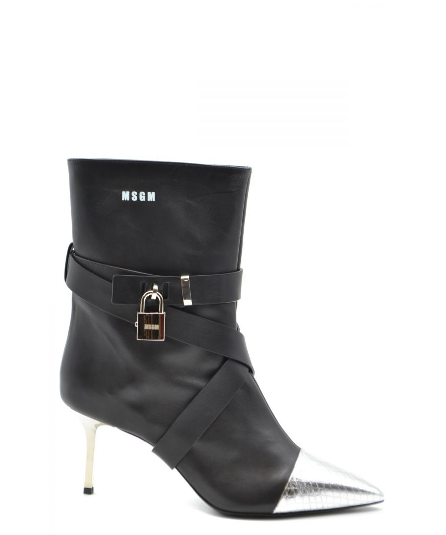 Image for Msgm Women's Boots In Black