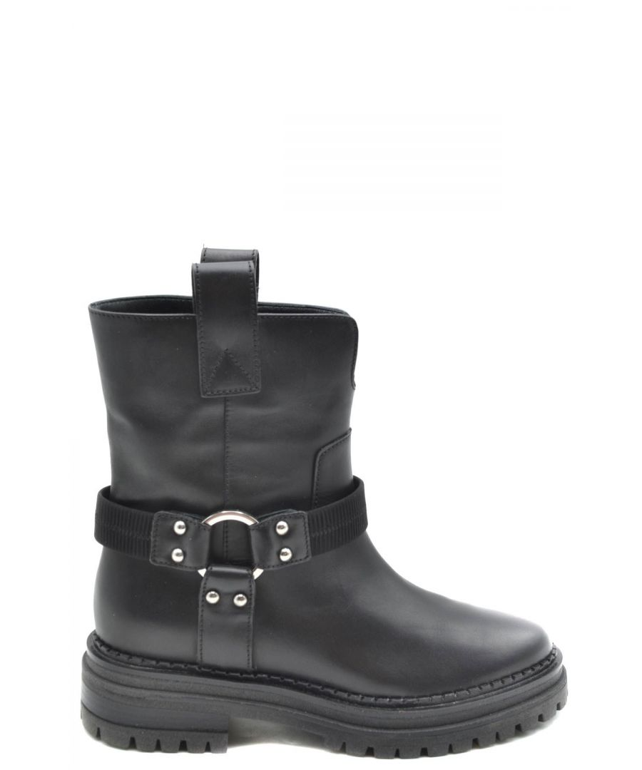Image for Sergio Rossi Women's Boots In Black