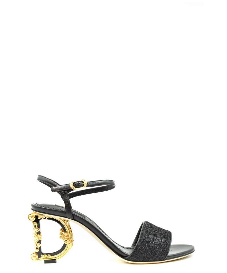 Image for Dolce & Gabbana Women's Sandals In Black