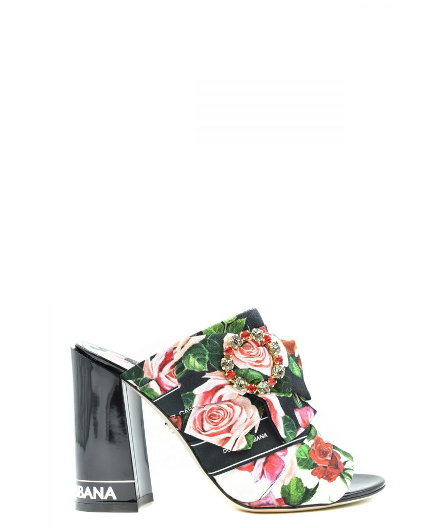 Image for Dolce & Gabbana Women's Sandals In Multicolor