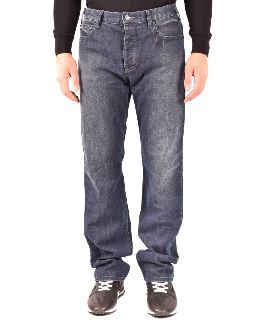 Image for Armani Jeans Men's Jeans In Blue
