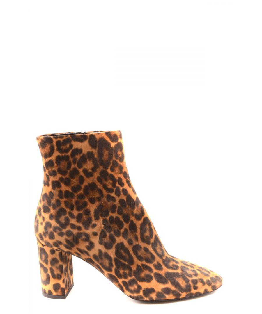 Image for Saint Laurent Women's Boots In Multicolor