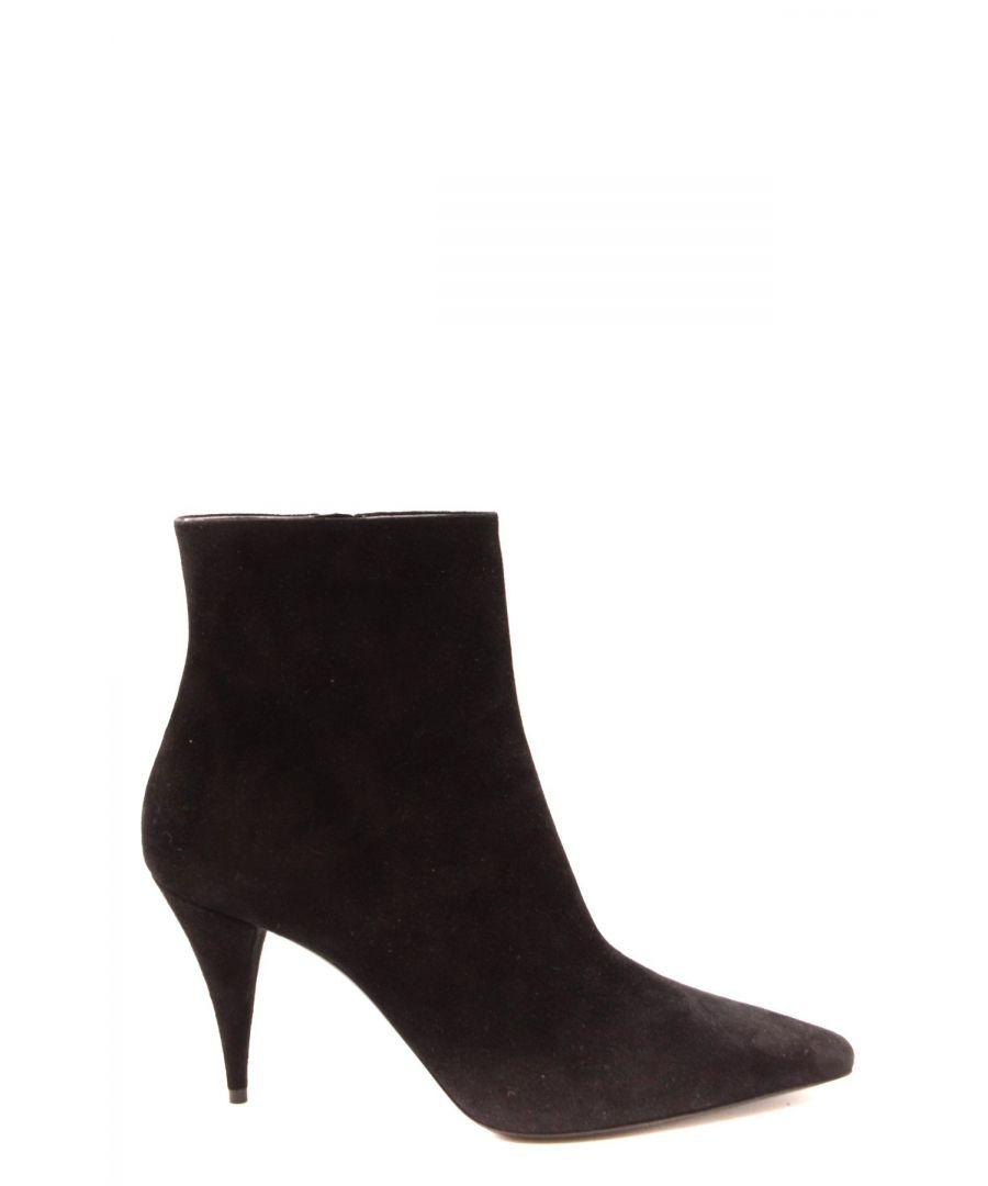 Image for Saint Laurent Women's Boots In Black