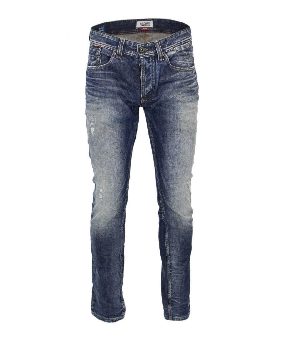 Image for Tommy Hilfiger Men's Jeans in Blue