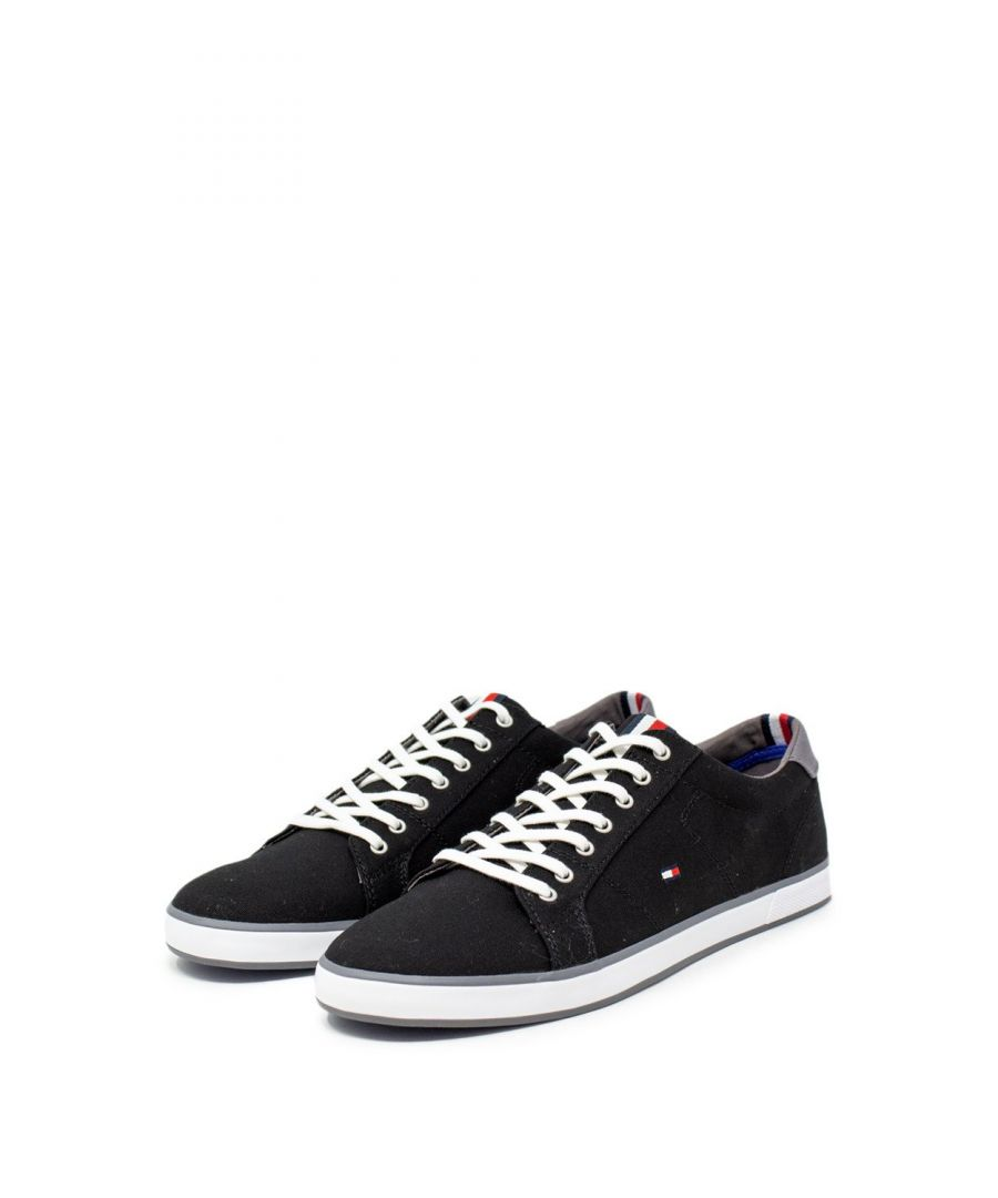 Image for Tommy Hilfiger Men's Sneakers in Black