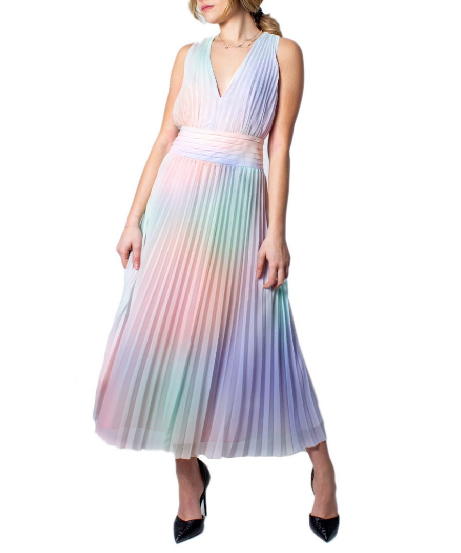 Image for Guess Women's Dress In Multicolor