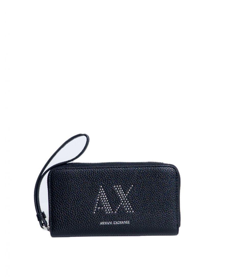 Image for Armani Exchange Women's Wallet In Black