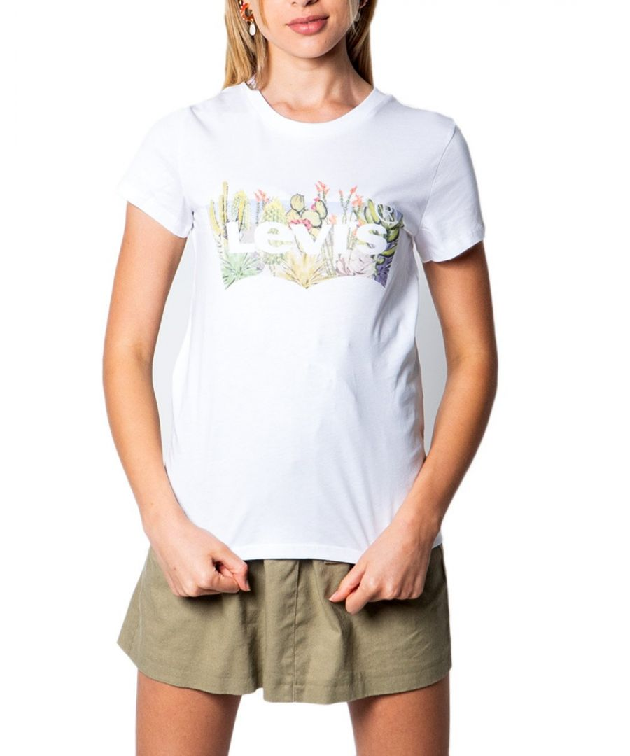 Image for Levi`S Women's T-Shirt In White