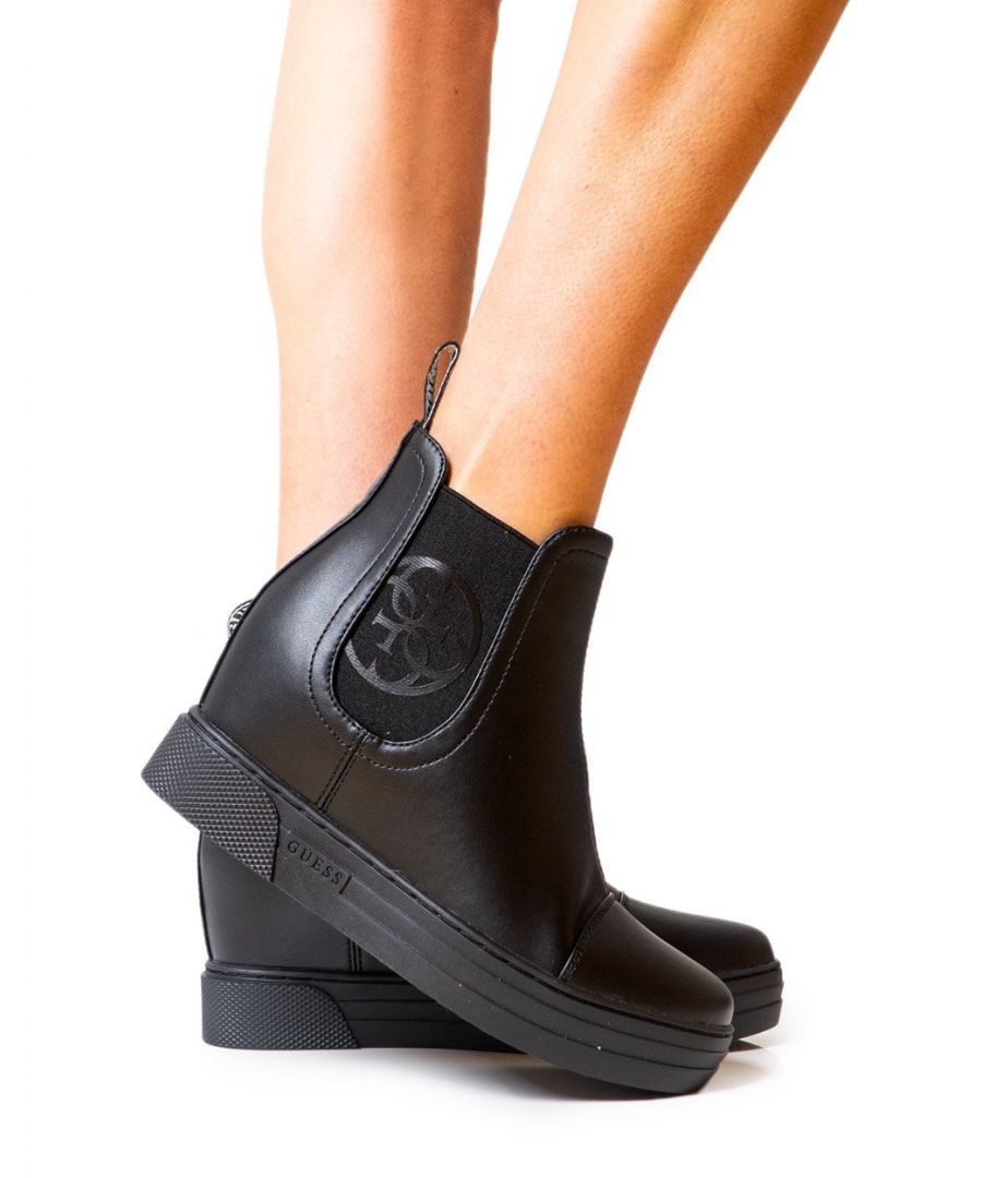 Image for Guess Women's Boots In Black