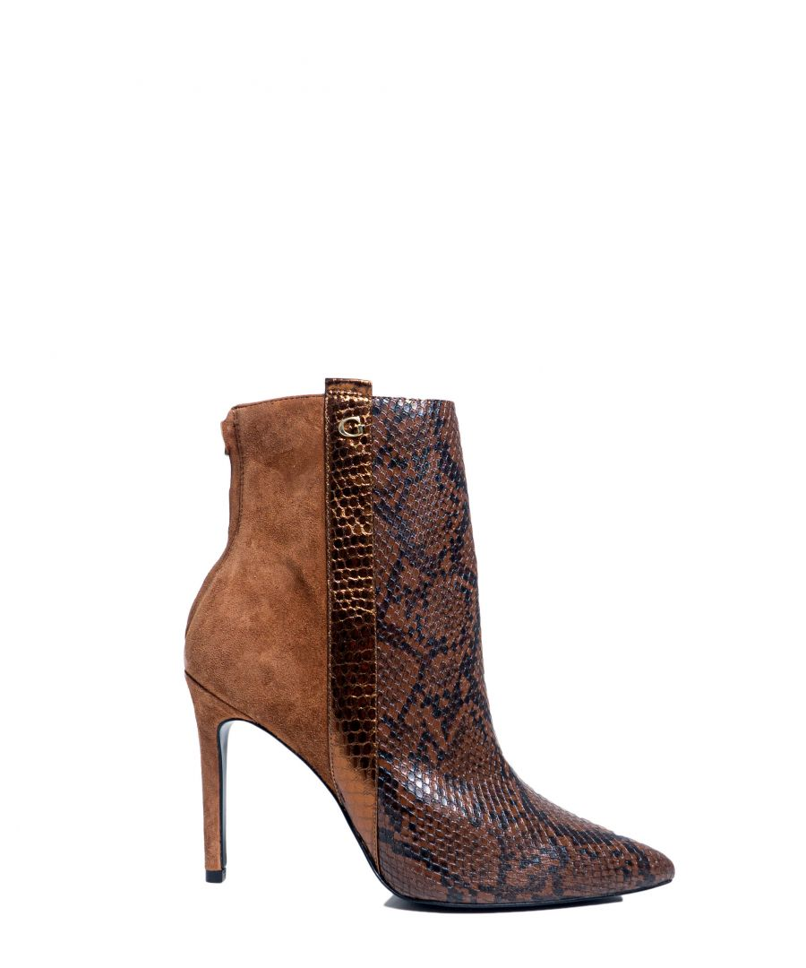 Image for Guess Women's Boots In Brown