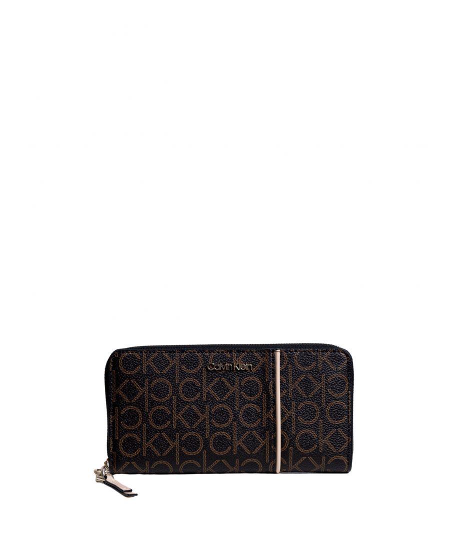Image for Calvin Klein Women's Wallet In Brown