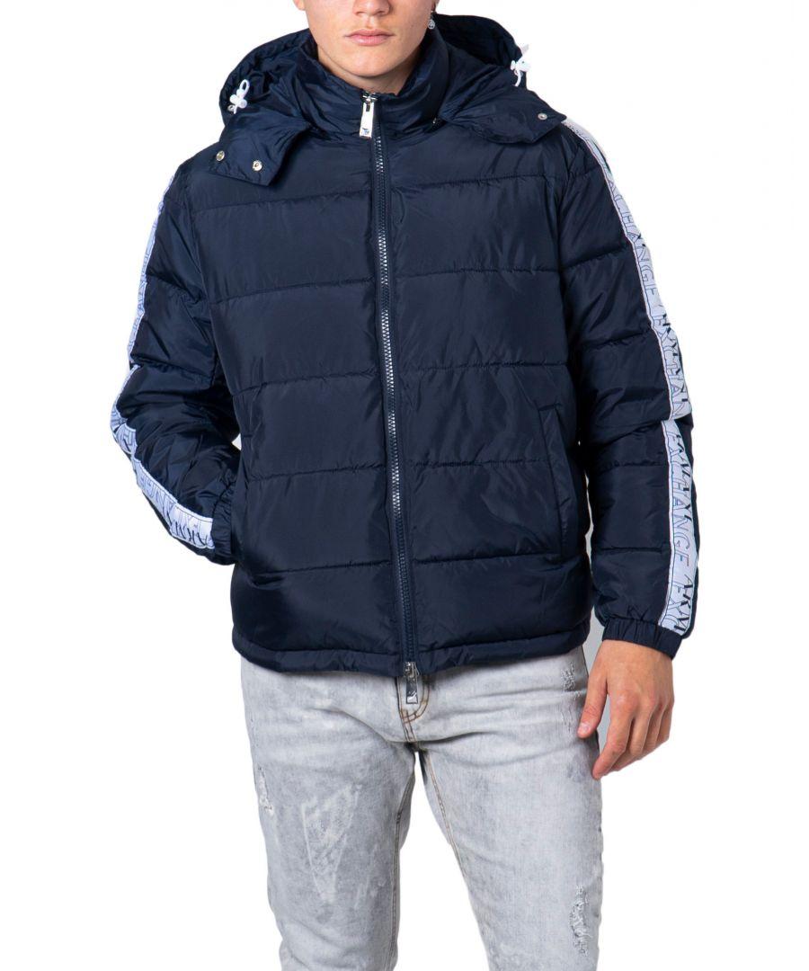 Image for Armani Exchange Men's Jacket In Blue