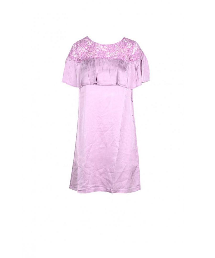 Image for Pink Memories Women's Dress In Pink