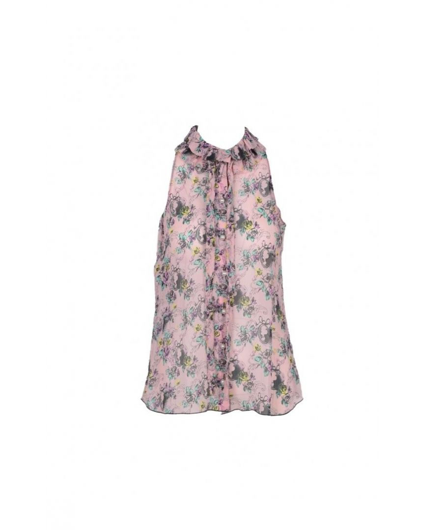 Image for Boutique Moschino Women's Shirt In Pink
