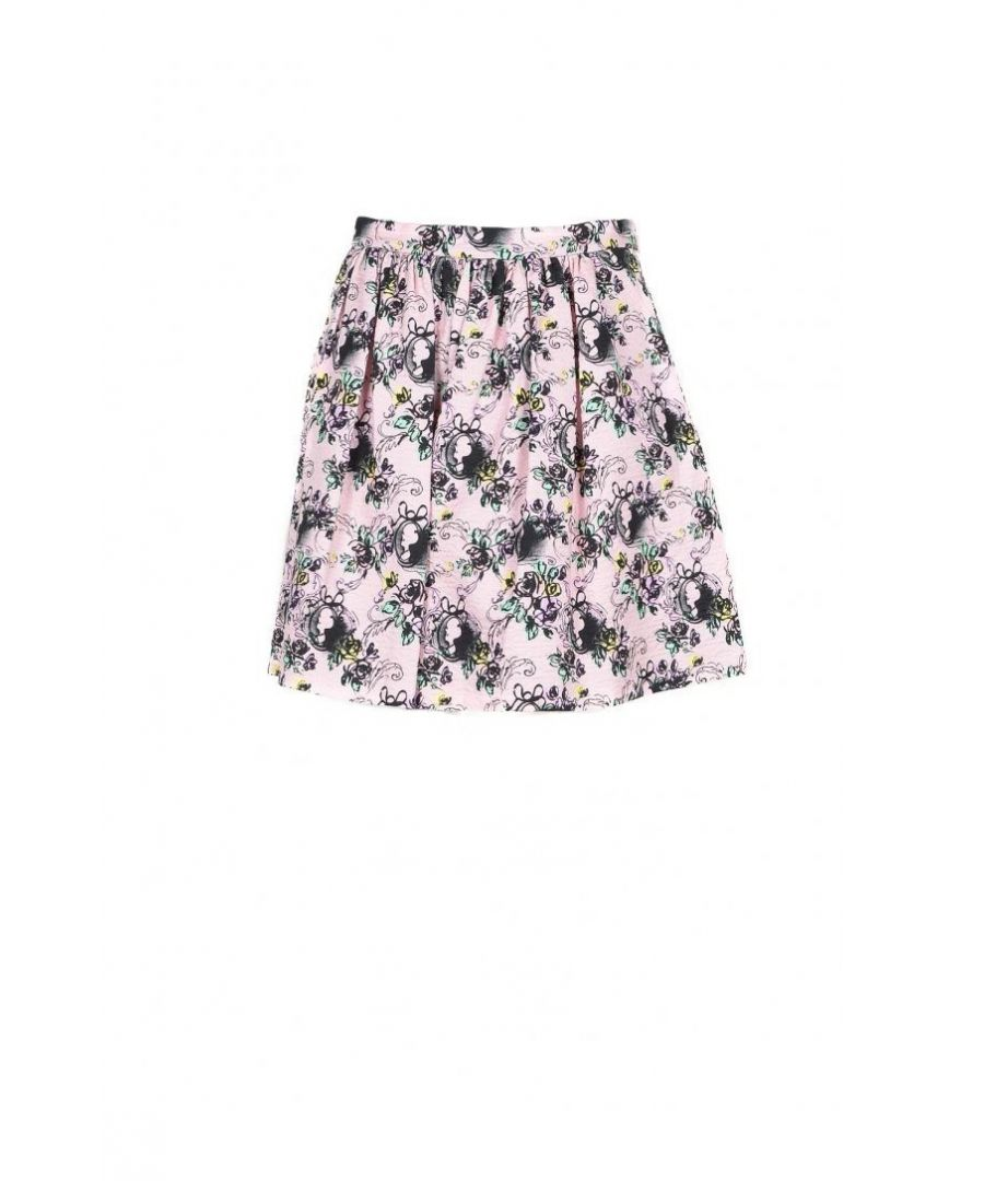Image for Boutique Moschino Women's Skirt In Pink