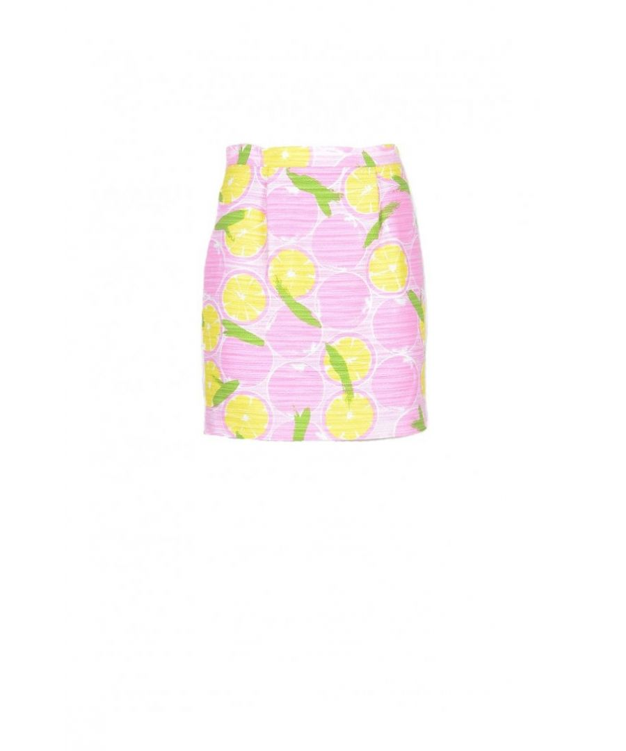 Image for Boutique Moschino Women's Skirt In Multicolor